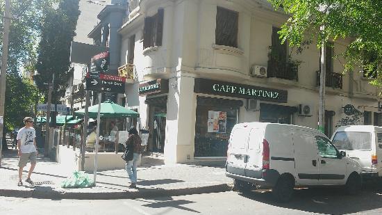 Cafe Martinez Uruguay