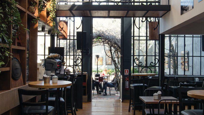 Libreria y cafeteria Escaramuza